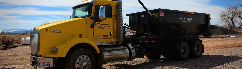 15 yard Dumpster Cedar City