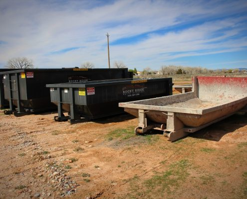 Dumpsters in Cedar City