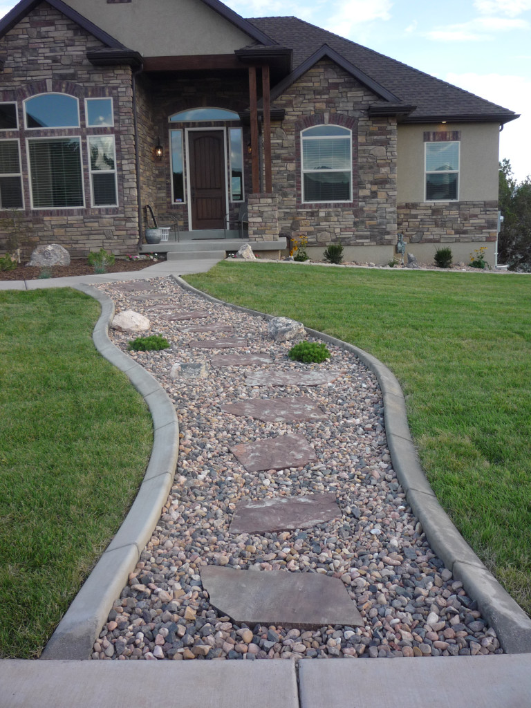 Decorative rock landscapes rock landscapes in cedar city 768x1024