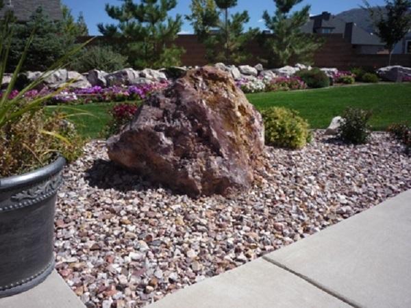 Decorative Rock Landscapes  Painted Desert Rock. Decorative Rock Landscapes   Rock Landscapes in Cedar City